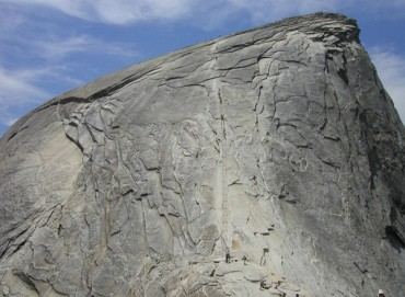 1.Half Dome Cable Route