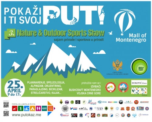 Nature and Outdoor Sports Show tv